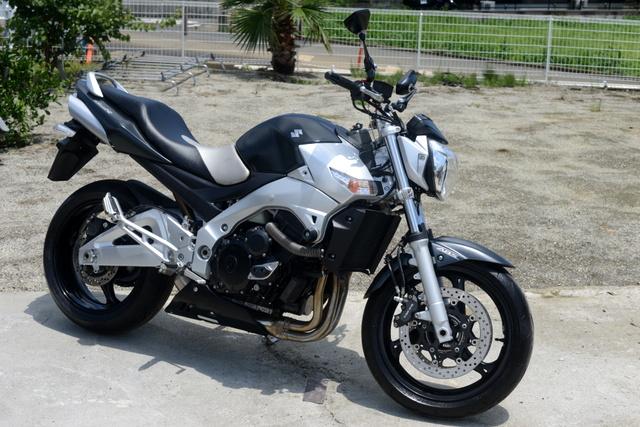 GK7DA スズキ GSR400 ノーマル ブラック