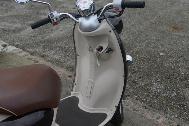 SA37J ヤマハビーノ ブラウン ノーマル