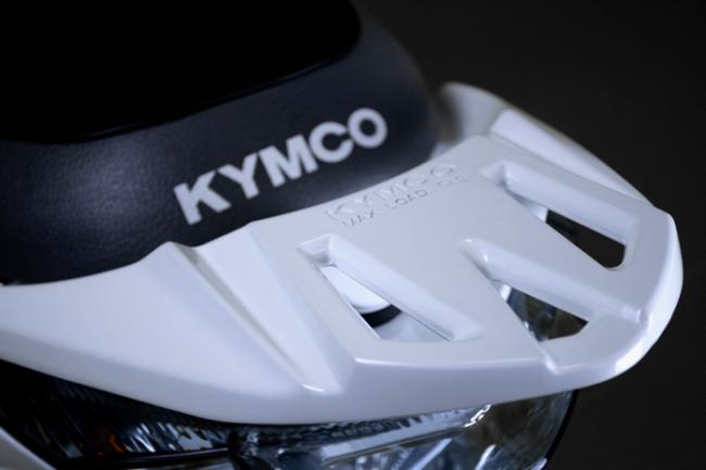 キムコ GP125i ホワイト 新車