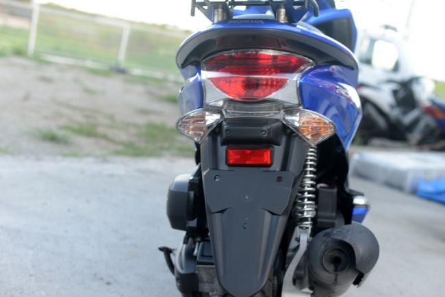 ホンダ PCX 125 ブルー