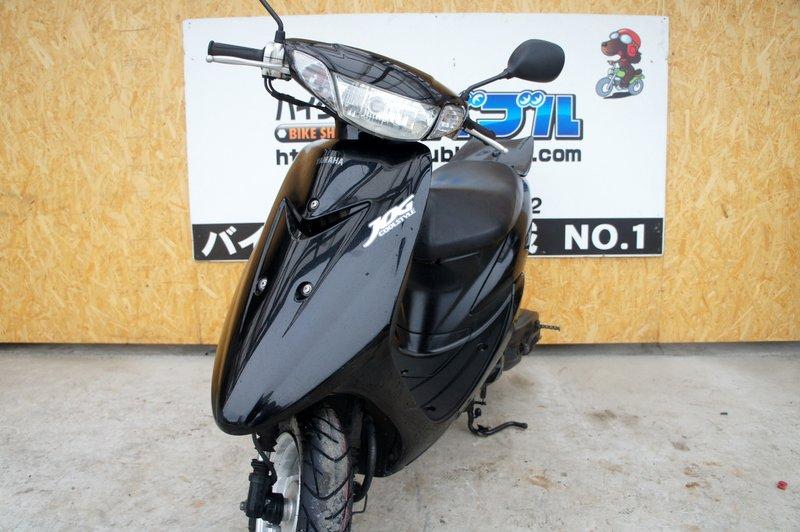 ヤマハ JOGエボ仕様 SA16J ブラック リモコン付
