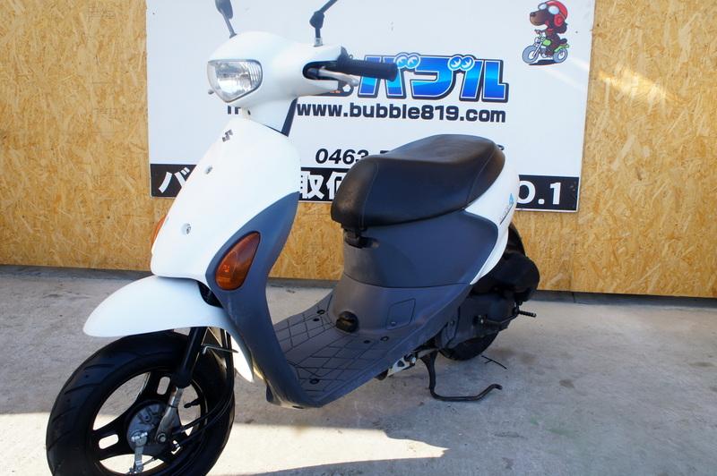 SUZUKI レッツ4 原付バイク 格安のこみこみタイプ!