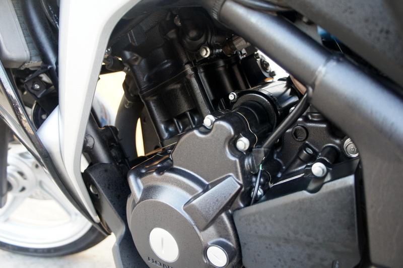 CBR250R Fi インジェクション 2013年