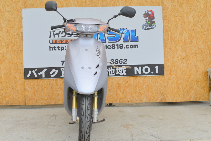 ライブディオ ZX AF35 シルバー