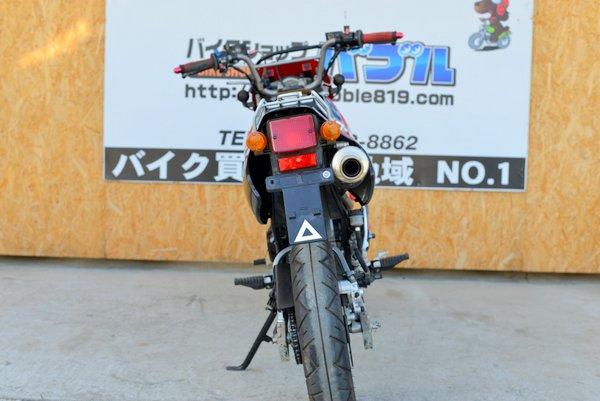 Kawasaki KSR110 ボアアップ 低走行