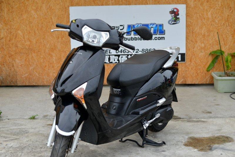 リード JF19型 110 ブラック