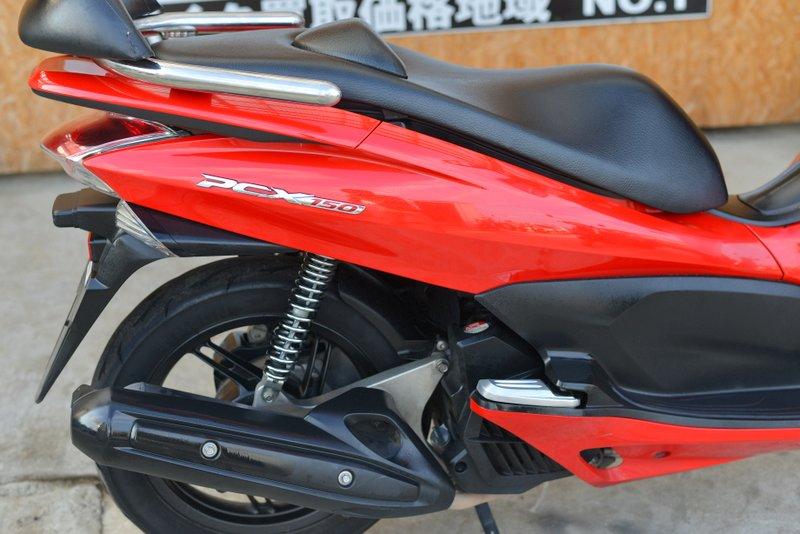 ホンダ PCX150c KF12型 レッド