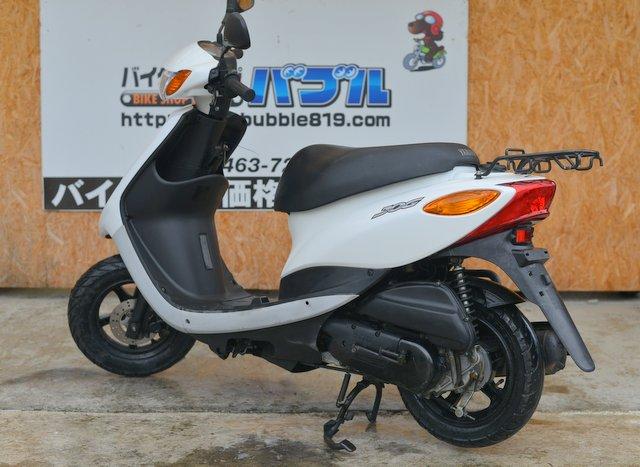 ヤマハ ジョグ SA36J型 ホワイト
