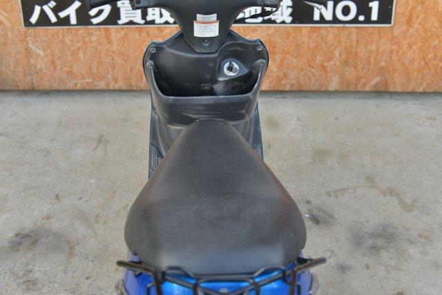 スズキ アドレスV125G ブルー 927