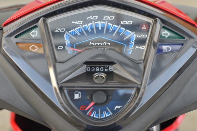 ルビアス125GTX 125CC 低走行