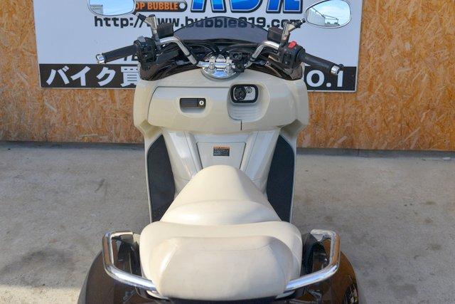ヤマハ マグザム SG21J 茶白 ツートンカラー