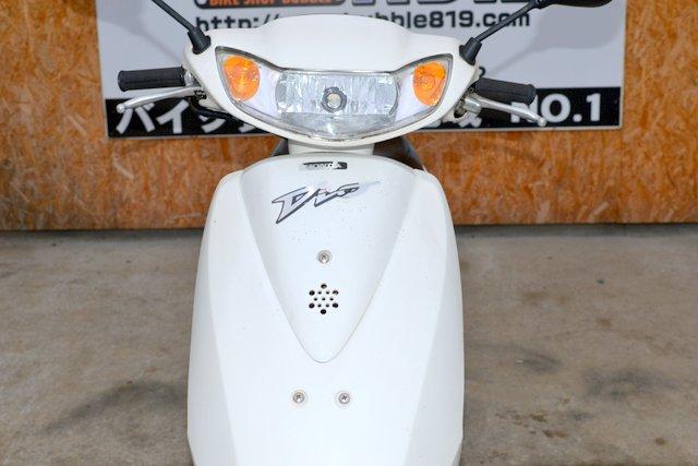 ホンダ AF68型 ディオ ホワイト  バブル