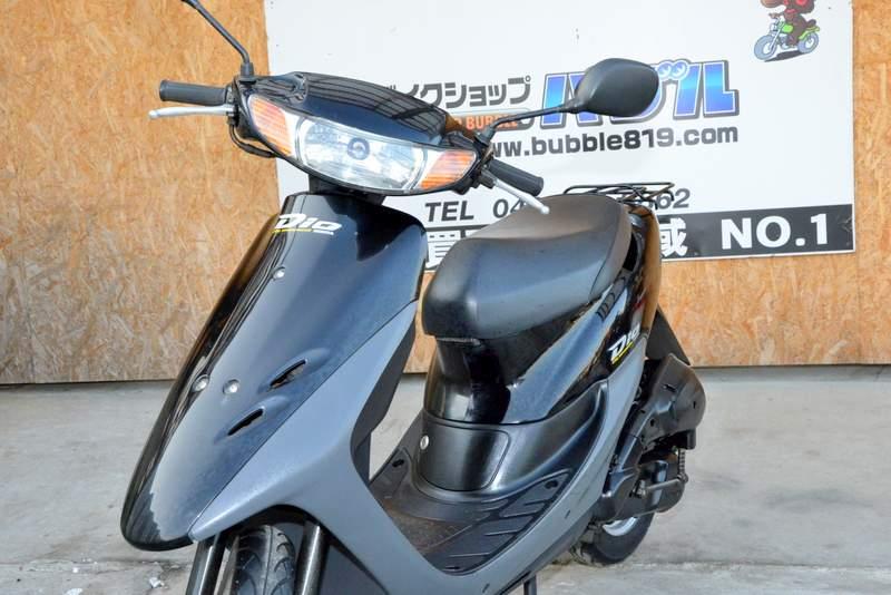 ホンダ ディオ AF34型 ブラック