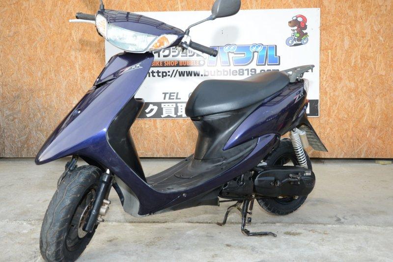 ジョグ ZR SA16型 ブルー 2スト