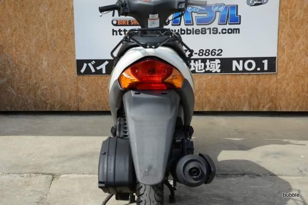 スズキ アドレスV125 Fi