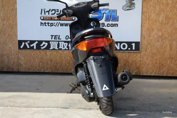 ヤマハ シグナスX SE12型 きれいなガンメタ 0304