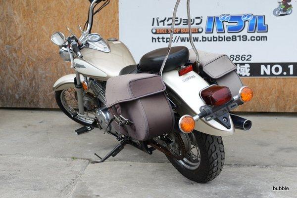 ヤマハ ドラッグスター250 BA-VG02J