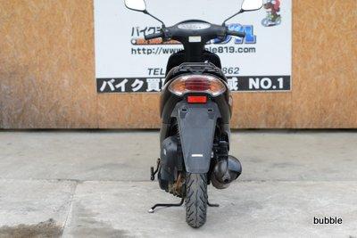 ホンダ スマートディオ AF56型 ブラック 0429