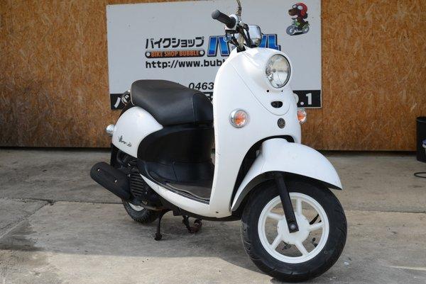 ヤマハ ビーノ ブラックアンドホワイト リモコンキー 0514