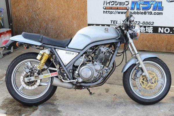 ヤマハ SRX400 1JL