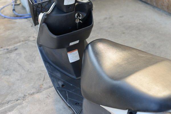 スズキ アドレスV125 K7排ガス規制前 フルパワー0603