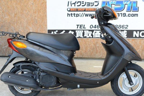 ヤマハ ジョグ SA36J インジェクションタイプ グレー サイドスタンド0823