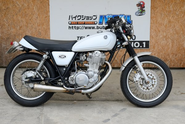 マハSR4002001年車検二年付400cc交換車 13133Km