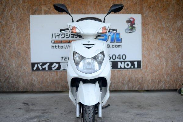 ヤマハ シグナスX松田町